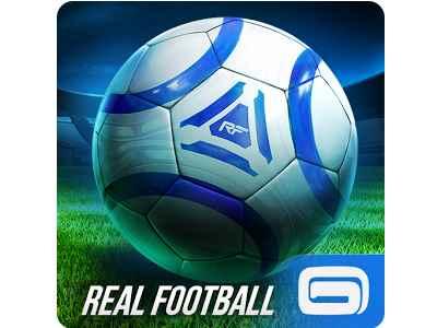 تحميل لعبة كرة القدم الحقيقية ريال فوتبول للاندرويد Real Football