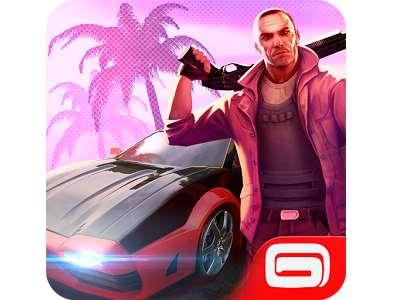 تحميل لعبة جاتا حرامي السيارات الحقيقية 2017 للاندرويد Gangstar Vegas