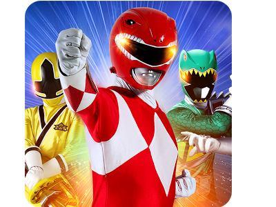 تحميل لعبة باور رينجرز download Power Rangers القوة الضاربة للموبايل