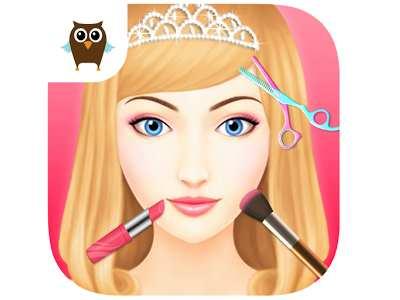 تحميل العاب مكياج وتلبيس وتنظيف البشرة وقص الشعر Beauty Salon