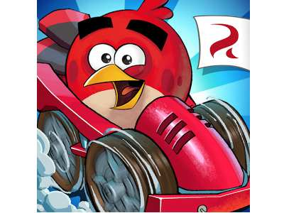 تنزيل العاب موبايل سامسونج وايفون لمس مجانا Angry Birds Go