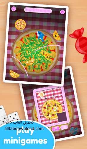 افضل العاب الطبخ صنع الكيك والبيتزا للموبايل