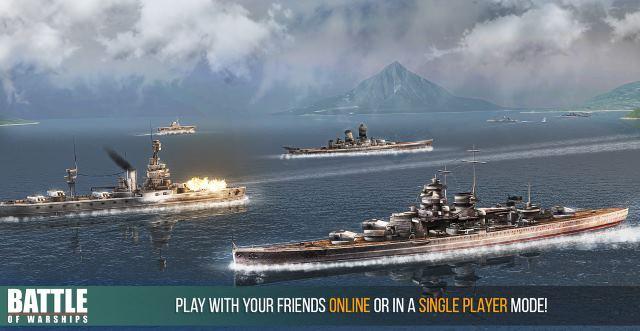 تحميل لعبة السفينة الحربية