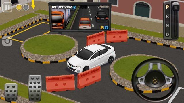 تحميل لعبة قياده السيارات من الداخل وركنها Car Driving Parking