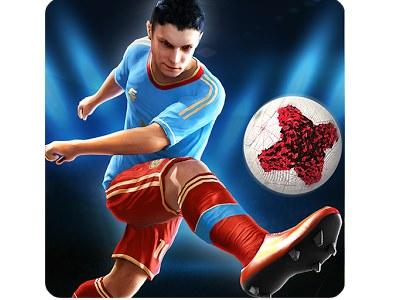تحميل لعبة كرة القدم فوتبول مجانا للاندرويد Online Football