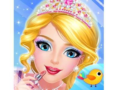 تحميل لعبة صالون التجميل لتجميل الفتيات Princess Salon