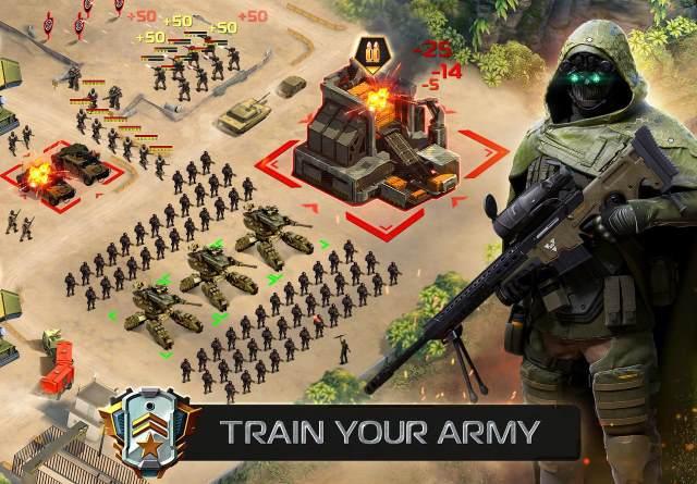 تحميل لعبه حرب الجيش الامريكي مجانا Soldiers Warfare