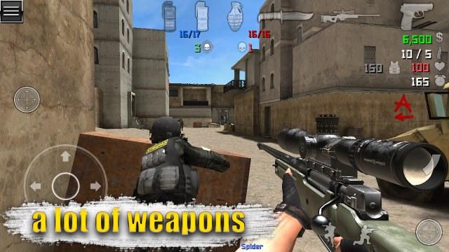 تحميل لعبة القوات الخاصة الامريكية Special Force 2