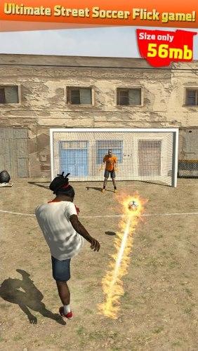 تحميل لعبة كرة الشوارع مضغوطة