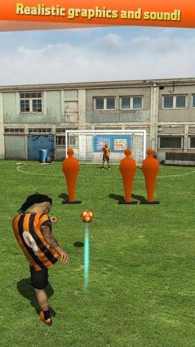 تحميل لعبه كرة القدم مجانا 2018 Street Soccer