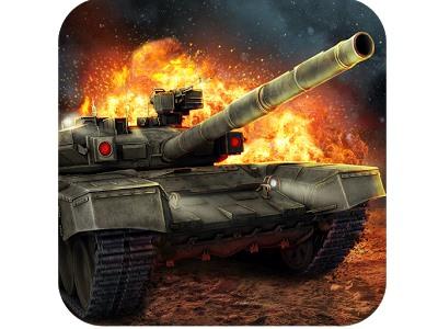 تحميل لعبه حرب الدبابات الحديثة مجانا Tanktastic 3D tanks