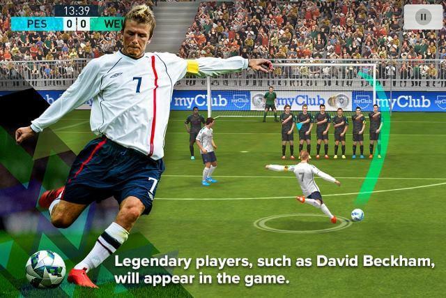 تحميل لعبه كره القدم للموبايل