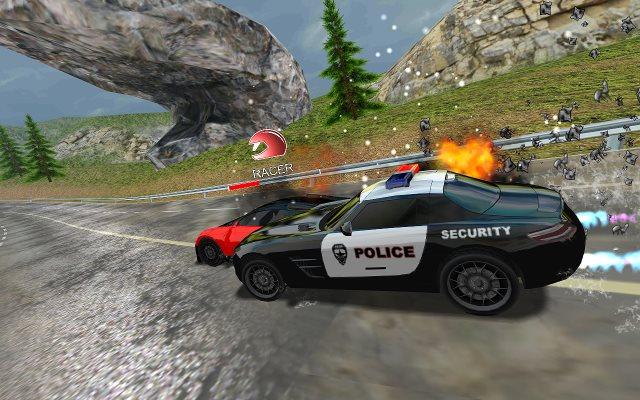 تحميل العاب سيارات شرطة وحرامية