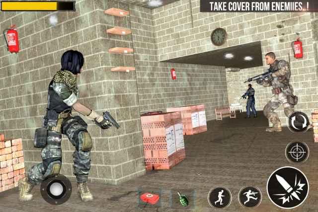تحميل العاب مهمات عسكرية للموبايل 2018 Army Sniper